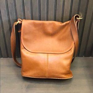 Original leather Coach Purse hobo bag